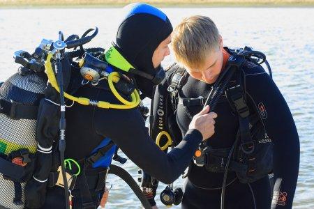 Учебно-тренировочные сборы (УТС) CMAS дайверов и спасателей